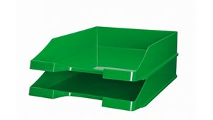 HAN HA-1027-X-05 Brievenbak A4 Standaard Plastic Groen