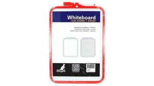 Kangaro K-59000 Whiteboard 19x26cm Met Marker/wisser