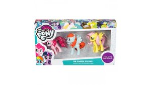 My Little Pony 3D Puzzelgummen 3 stuks