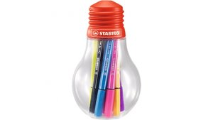 Stabilo Pen 68 Mini Lamp Colorfol Ideas 12 Kleuren