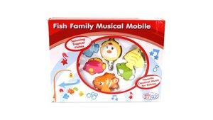Fun For Kids Muziek Mobiel Tropische Vissen met