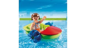 Playmobil 6675 Waterfiets