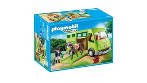 Playmobil 6928 Paardentrailer