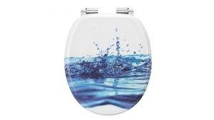 Cornat KSDSC540 Wasser Houten WC Bril Softclose 90-160mm