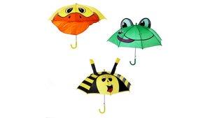 Dieren Paraplu Assorti