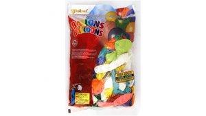 Globos Multicolor Ballonnen 100 Stuks