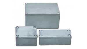 Fixapart BOX G102 Electrical Enclosure Aluminium 90 X 36 X 30 Mm