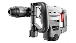 Graphite SDS MAX Boorhamer 1200w Anti-vibratie Hendel Aluminium Body