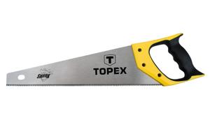 Topex Handzaag 450mm 7 TPI Fast Cut Extra Geharde Tanden
