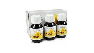 Venta Geurvloeistof Vanille voor Luchtbevochtiger 3x 50ml
