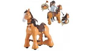Feber My Wild Horse met Geluid + Kam 12V