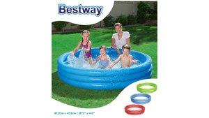Bestway Zwembad 3-rings 183 X 33 Cm 3 Assorti Kleuren