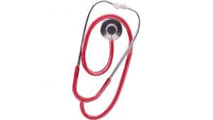 Johntoy Metalen Stethoscoop