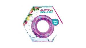 Alert Splash Zwemband met Mulitcolor Veren 90 cm