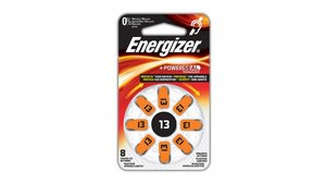 Energizer EN-53542572700 Zinc-air Batterij Pr48 1.4 V 8-blister