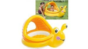 Intex Baby Schaduw Zwembadje Slak 145x102 cm