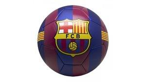 FCB Barcelona Voetbal met Logo Blauw/Rood