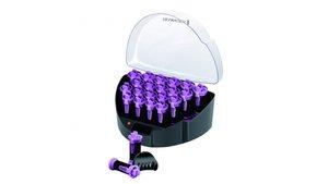 Remington KF40E Ionische Rollers 20 Stuks Zwart/Violet