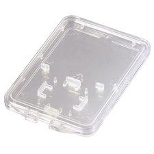 Hama Sd+Micro-Sd Slim Box