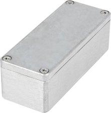 RND Components RND 455-00368 Metalen Behuizing, Aluminium, 65 X 115 X 30 Mm, Aluminium Alloy / Adc12, Ip65