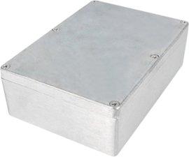 RND Components RND 455-00372 Metalen Behuizing, Aluminium, 121 X 171 X 55 Mm, Aluminium Alloy / Adc12, Ip65