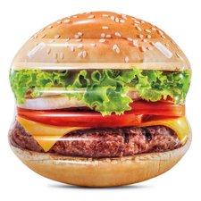 Intex 58780EU Hamburger Luchtbed 145x142 cm
