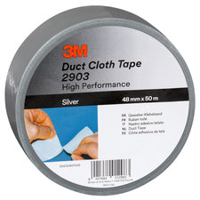 3M 290348S Scotch Duct Tape 2000 50 Mm 50 M Zilver