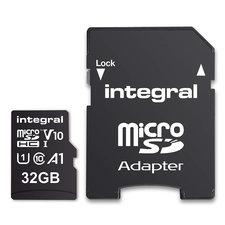 Integral Micro-sdhc V10 100mb/s 32gb