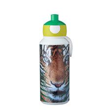 Rosti Mepal Drinkfles Pop-Up Animal Planet Tijger 400 ml