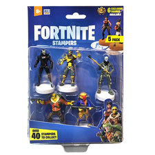 PMI Fortnite Stempelfiguren 2 Stuks Assorti